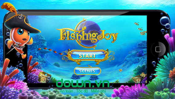 Fishing Joy cho iOS