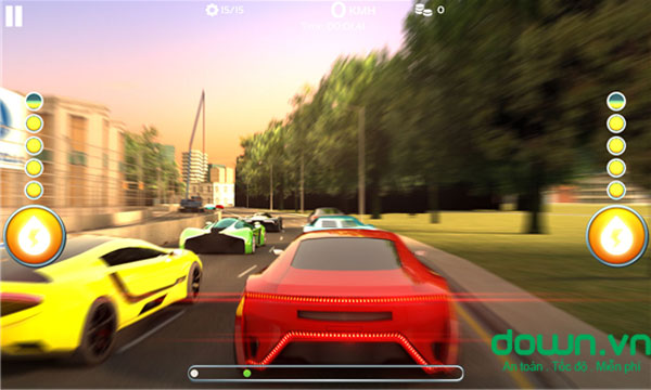 Racing: Need For Race on Real Asphalt Speed Tracks