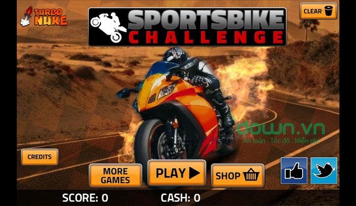 Sports Bike Challenge cho Android