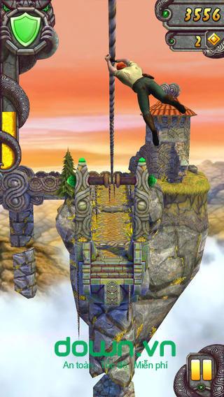 Temple Run 2 cho iOS