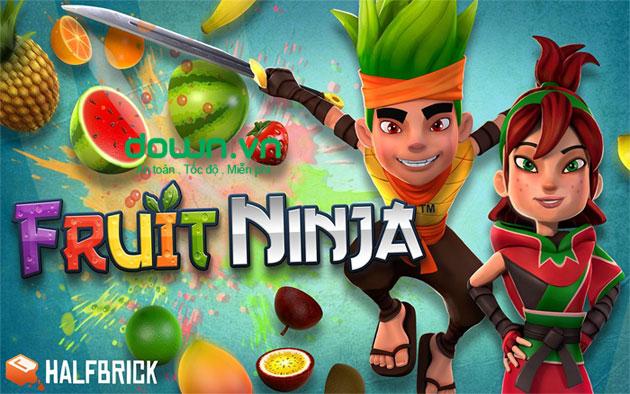 Fruit Ninja cho Android