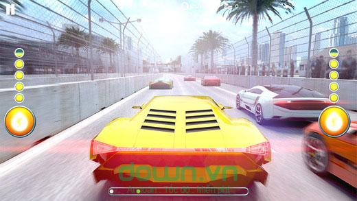 Racing 3D: Need For Race on Real Asphalt Speed Tracks cho iOS