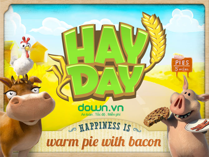 Hay Day cho Android