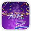 Happy new year 2015 - ZERO cho Android