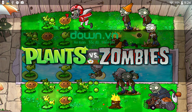Plants vs. Zombies FREE cho Android