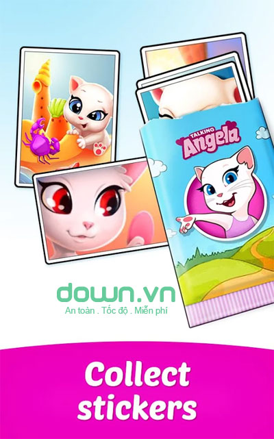 My Talking Angela cho iOS