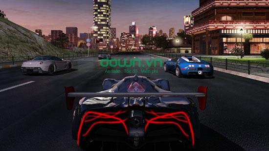 Game đua xe GT2 cho máy tính