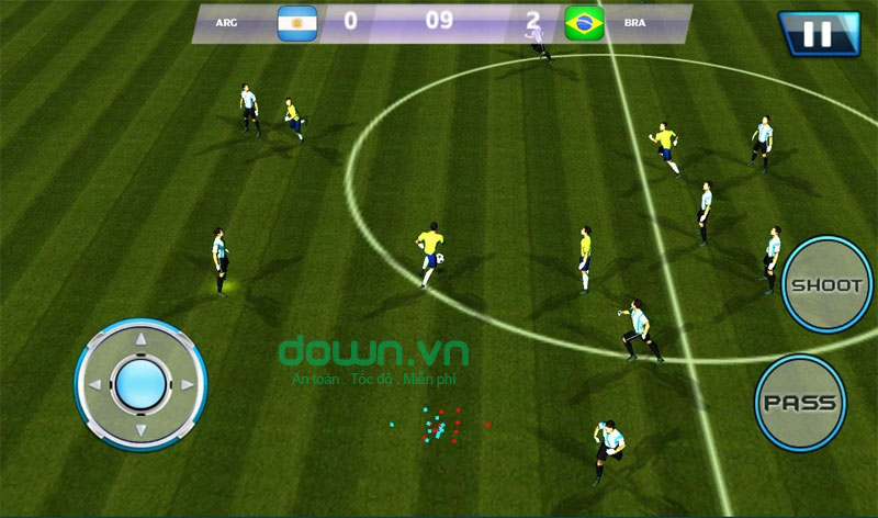 Football 2015 cho Android
