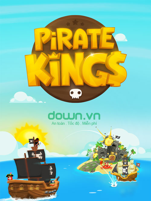 Pirate Kings cho Android