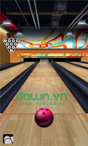 Game ném bowling cho Windows Phone