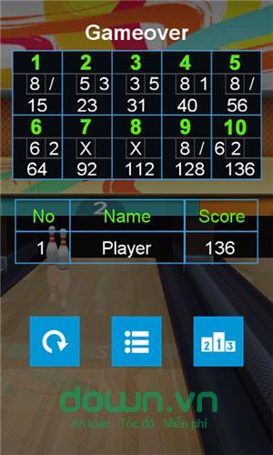 AE Bowling 3D miễn phí cho Windows Phone
