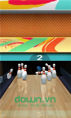 AE Bowling 3D cho Windows Phone
