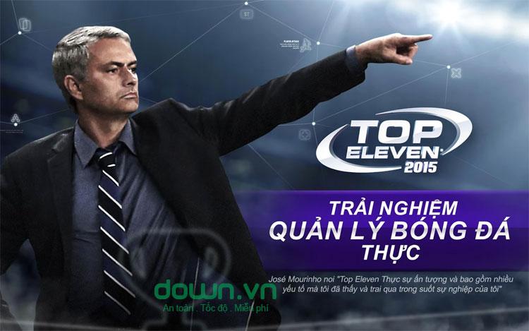 Top Eleven 2015 cho iOS