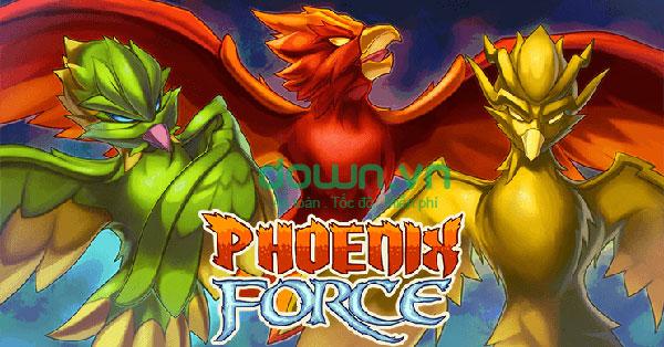 Phoenix Force miễn phí cho Windows Phone