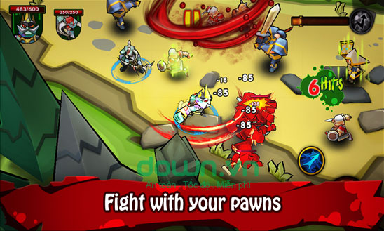 Lord of Zombies miễn phí choWindows Phone