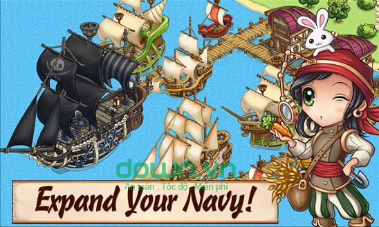 Pirates of Everseas cho Windows Phone