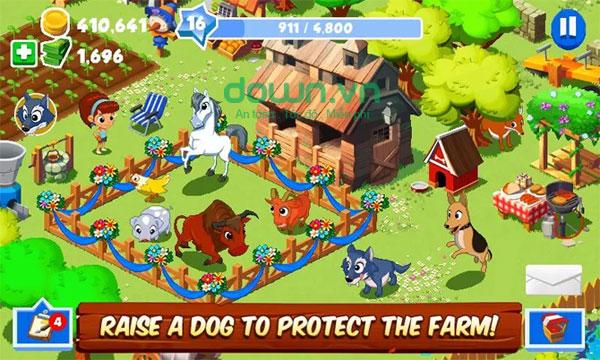 Green Farm 3 cho Android