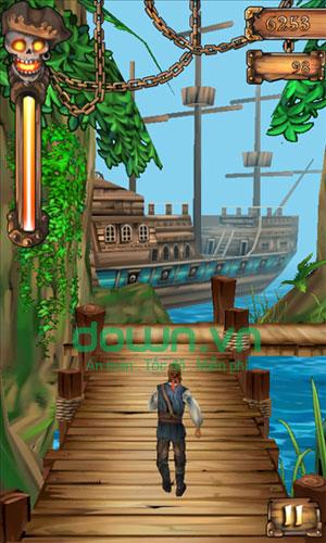 Game chạy trốn khỏi đảo