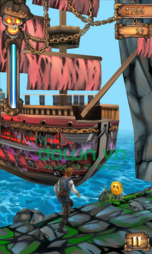 Cướp biển chạy trốn