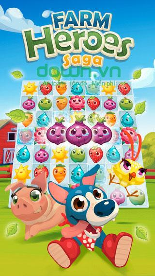 Game Match 3 trí tuệ cho iOS