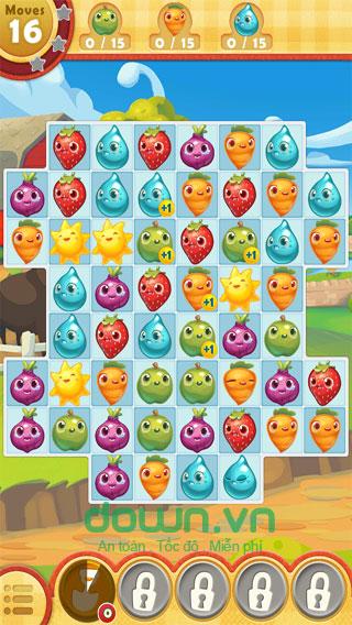 Game Match 3 miễn phí cho iOS