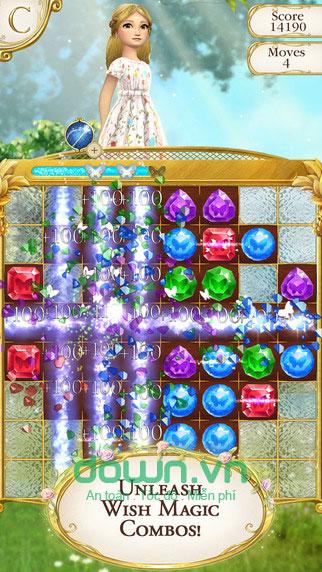 Game trí tuệ nối kim cương cho iOS