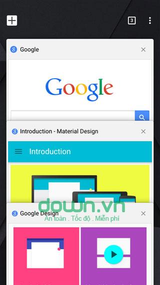 Trình duyệt Web Google Chrome cho iOS