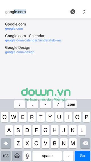 Trình duyệt Web siêu tốc hiện nay cho iOS