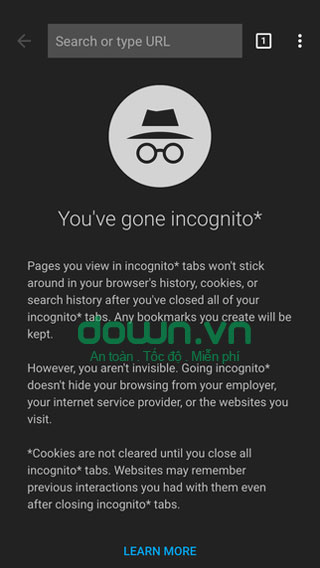 Google Chrome cho iOS