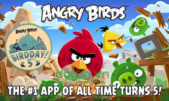 Angry Birds cho Windows Phone