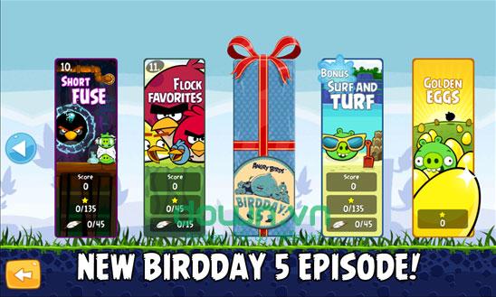 Angry Birds miễn phí