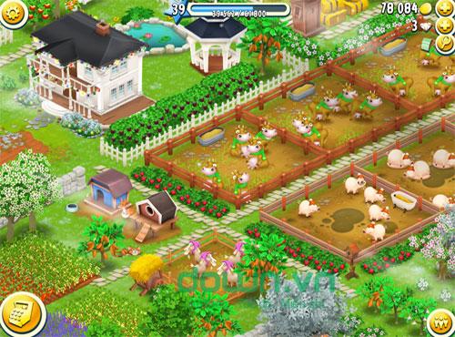 Hay Day cho iOS