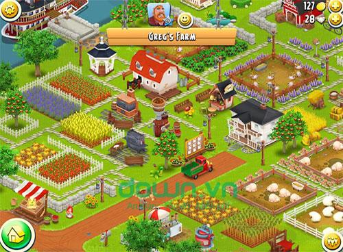 Game nông trại hấp dẫn cho iPhone/iPad
