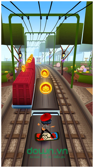 Subway Surfers cho Android
