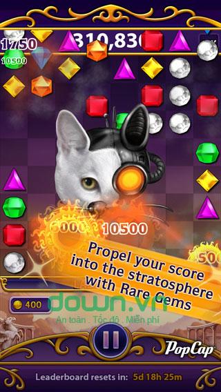 Game nối kim cương trí tuệ cho iOS