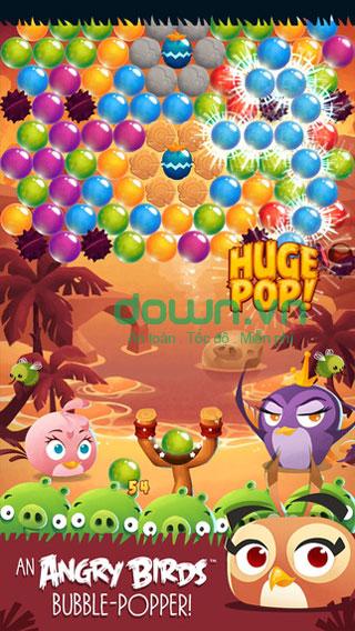 Angry Birds Stella POP! miễn phí cho iOS