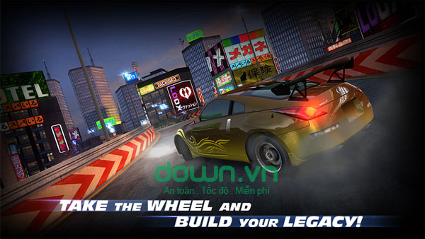 Fast & Furious: Legacy cho iPhone/iPad