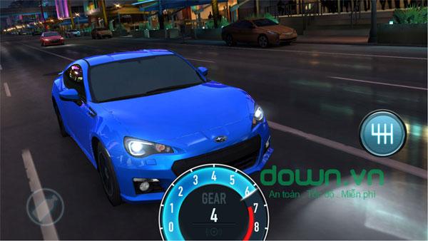 Fast & Furious: Legacy game đua xe miễn phí cho iOS