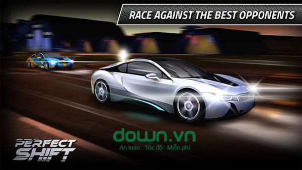Game đua xe Perfect Shift miễn phí cho iOS