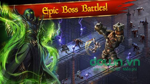 KingsRoad game nhập vai hành động cho iOS