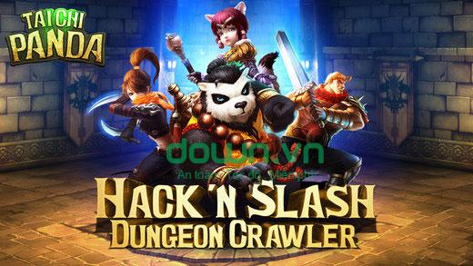 Game hành động nhập vai Taichi Panda cho iOS