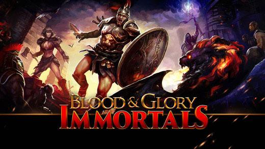 Cuốc chiến đấu với vị thần trong Blood & Glory: Immortals