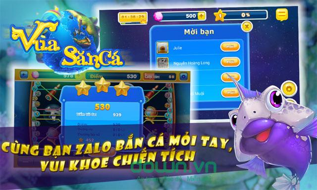 Vua Săn Cá cho Android