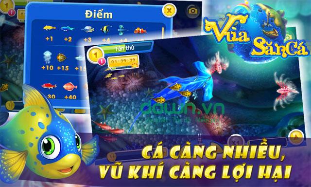 Vua Săn Cá cho iOS