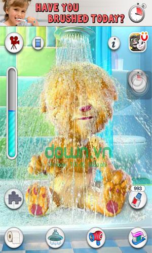 Game nuối mèo Talking Ginger miễn phí cho Windows Phone