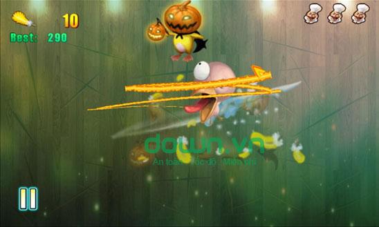 Tải game vui Animal Ninja miễn phí cho Windows Phone