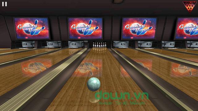 Galaxy Bowling HD cho iOS