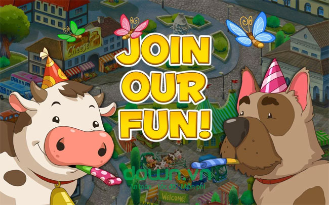 Jolly Days Farm cho Android