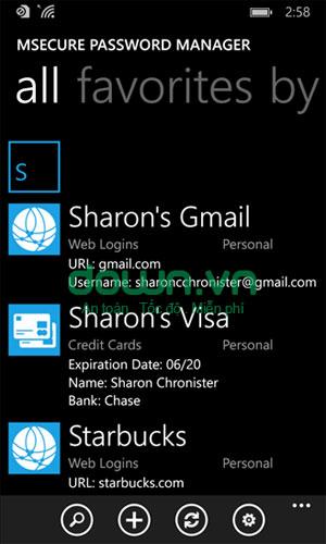 Ứng dụng đọc file PDF cho Windows Phone