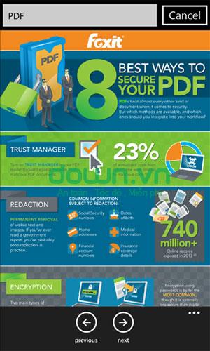 Quản lý tập tin PDF